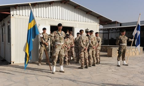 Sweden could see return to military service