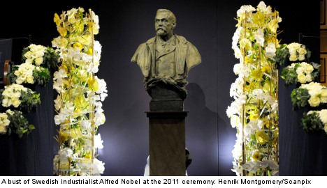 The story behind the will of Alfred Nobel