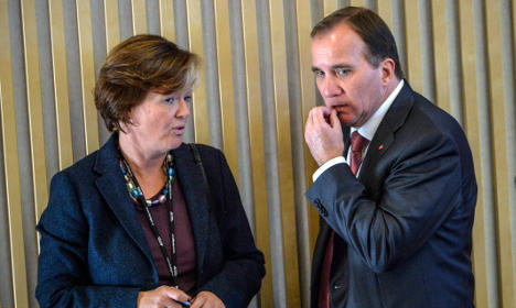 Löfven set to announce Sweden's new ministers
