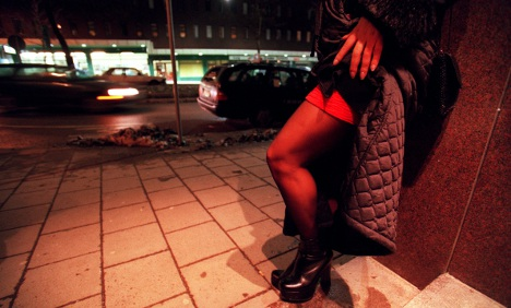 Push to ban Swedes buying sex abroad