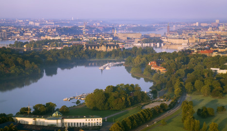 Hot Swedish summer boosts tourist numbers
