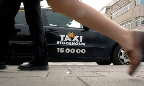 Stockholm taxis offer free therapy sessions