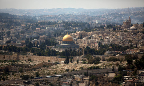 Sweden and Israel tensions deepen