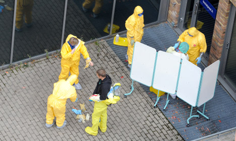 Calls for Sweden to increase Ebola help