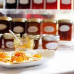 """Robertson's marmalade. We think Robertson's might have invented the word shred. That's how associated it is in our minds with the perfect bits of peel floating ethereally in a sea of gentle orange. You can keep your """"confitures"""", thank you very much.Photo: Culinary Historians of Ontario"""