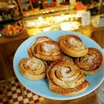 The cinnamon bun has been a beloved pastry in Sweden since the 1920s. It became popular once more Swedish households could afford to splurge on the ingredients, like butter, cinnamon and cardamon, which is one of the most expensive spices in the world. Photo: TT