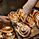 Now, every year on October 4th, Swedes celebrate Cinnamon Bun Day. Cafes, restaurants, and convenience stores across the country sell the spiced Swedish buns.Photo: TT
