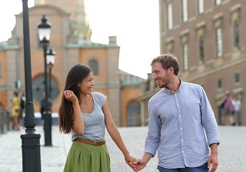 Five rules for dating in Sweden