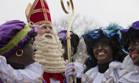 'Racist' Black Pete party scrapped in Sweden