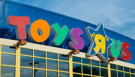 Toy store catalogues 'too white' in Sweden