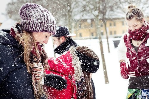 Eight healthy tips for surviving Swedish winter