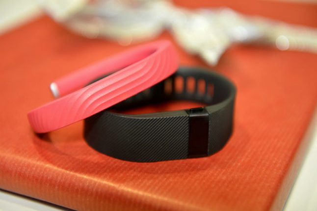 Fitness band is Sweden's hottest gift for 2014