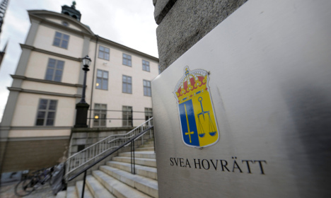 Cash for Swedes who saw dying Dad on TV