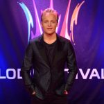 """Andreas Weise, born to famous TV personalities in Sweden, was an Idol participant in 2010. He'll perform the song """"Bring Out the Fire"""" in February. Photo: TT"""