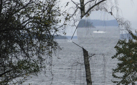 Three in four Swedes believe submarine 'proof'