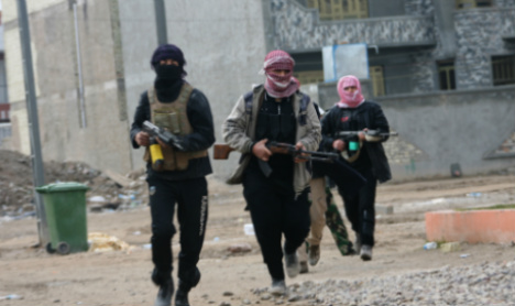 Fears up to 300 Swedes fighting with Isis