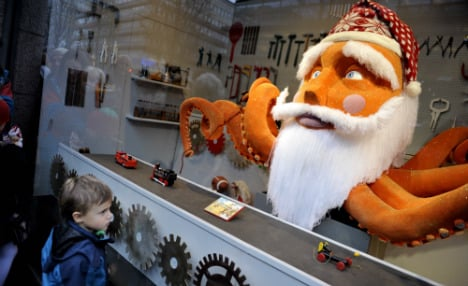 One in four Swedes plan Christmas cutback