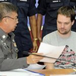 Pirate Bay co-founder in Bangkok questioning