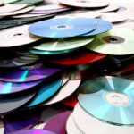 A year later the increasing sales of compact discs made the shiny round things hot ticket in 1995.Photo: Shutterstock