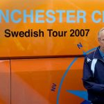 After departing as England boss in 2006 Sven took over at Manchester City, where he lasted a season before being fired in 2008. Photo: Adam Ihse/Exponera