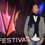 """This will be Daniel Gildenlow's second Melodifestivalen appearance, now with the song """"Pappa"""" (Daddy).Photo: TT"""