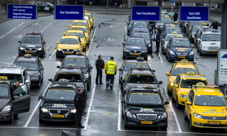 'Wild west' taxi drivers face tough new rules