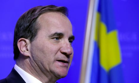 Support cools for Sweden's new coalition