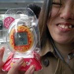 Electronic pets such as tamagotchis, were all the rage back in 1997.Photo: AP Photo/Katsumi Kasahara