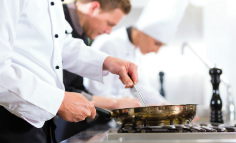Swedes cook up win at culinary world cup