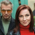 Jenny Berggren and Ulf Ekberg pictured in Stockholm in 1999 at the launch of Ace of Base's greatest hits. Photo: Anders Wiklund/TT