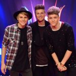"""The three brothers creating the boy band JTR are already heartthrobs in Australia where they appeared on the X Factor in 2013. The song they'll perform here is called """"Building It Up"""".Photo: TT"""
