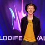"""Kalle Johansson won the chance to compete in Melodifestivalen after winning Svensktoppen nästa 2014 – a nationwide talent show. The song is called """"För din skull"""" (For You). Photo: TT"""