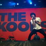 British rockers The Kooks belted out their hits on stage in 2014. Photo: Fredrik Persson/TT