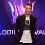 """Third time's the charm – Måns Zelmerlöw is back to perform """"Heroes"""". Photo: TT"""