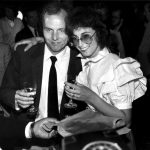 He coached the Swedish club to the UEFA Cup in 1982. Here, Sven celebrates the success with his then wife Ann-Christin. Photo: Photo: TT