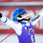 Swede claims home win in World Cup slalom