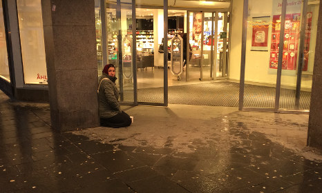 Sweden and Romania to discuss begging surge
