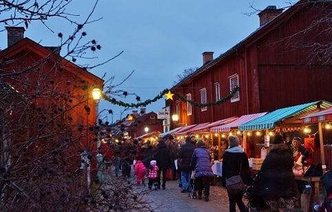 The Swedish Christmas market with a twist