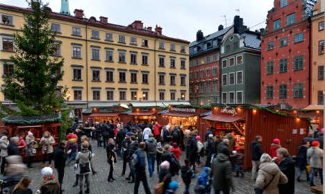 What's On in Sweden: December 12th to 19th