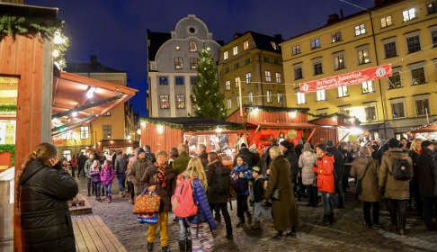 What's On in Sweden: December 18th to 25th