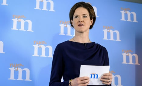 Sweden's opposition to get new woman leader