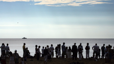 Swedes in Thai tsunami remembrance events