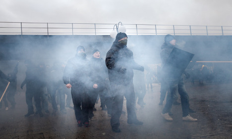 Neo-Nazi clashes in Sweden: One year on