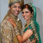 In happier times...Shrien and Anni Dewani pictured after their wedding in October 2010 in Mumbai.Photo: AP Photo/Bristol Evening Post via PA