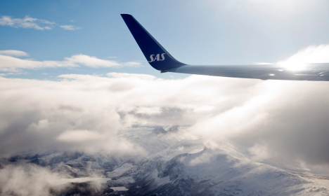 More Swedes take to the skies for Christmas 2014