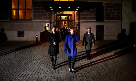 'Sweden will have a new election in the spring'