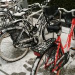 Snow hit Umeå earlier this month. Photo: The Local