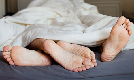 Swedish 50-year-old evicted for 'loud' sex
