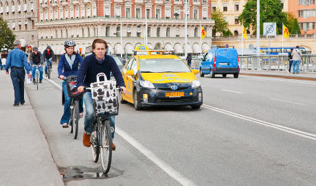 More bike rides could save lives in capital