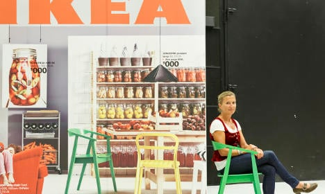 Sweden's Ikea in hot water after US crib recall